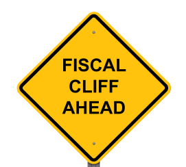 Caution - Fiscal Cliff Ahead