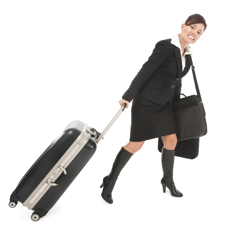 3 Ways to Lighten Your Leadership Luggage