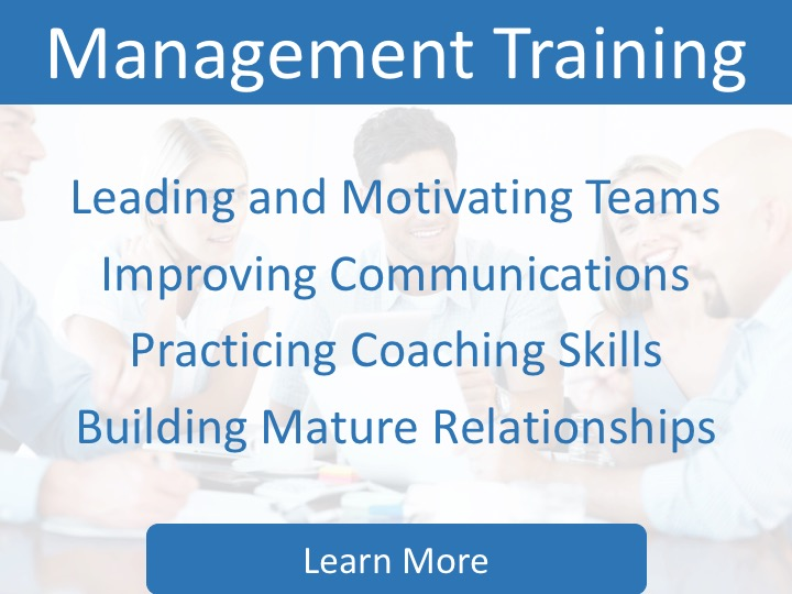 Management Training Sidebar