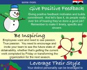 Holiday Christmas Infographic