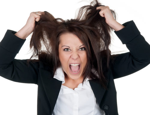 Leadership on Bad Hair Days