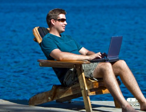 Are You Really on Vacation or Just Working Remotely for the Week?