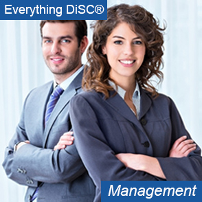 Everything DiSC Home Page Management