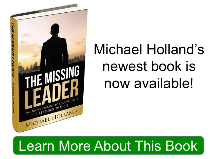 New Book: The Missing Leader