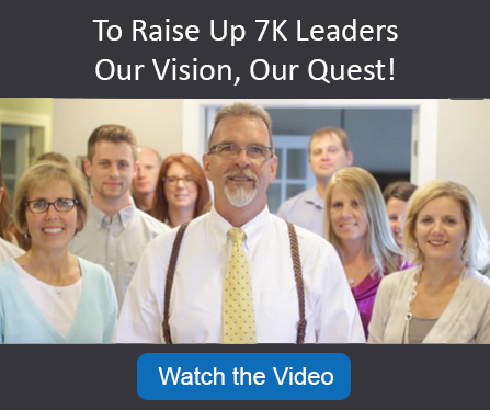 Bishop House Team 7K Leaders Vision Video