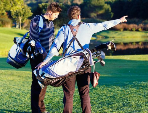 What Golfing and Employees Receiving Performance Feedback Have in Common