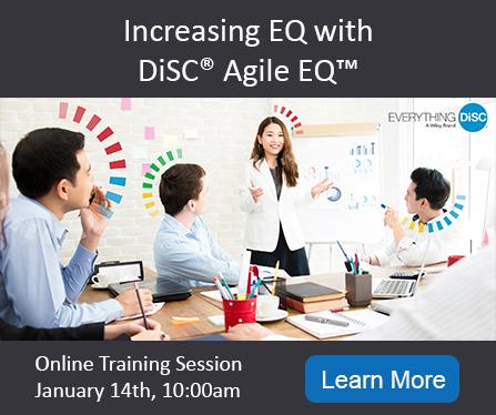 Increase EQ with DiSC Agile EQ