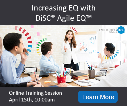 Increase EQ with DiSC Agile EQ